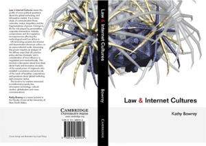 law & internet cultures Book cover